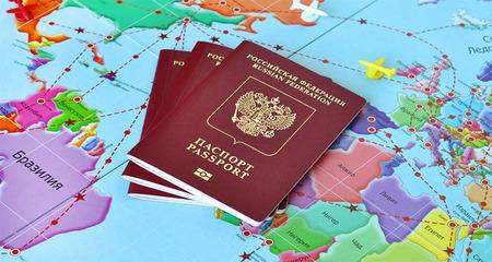 Удостоверяет ли загранпаспорт личность на территории рф
